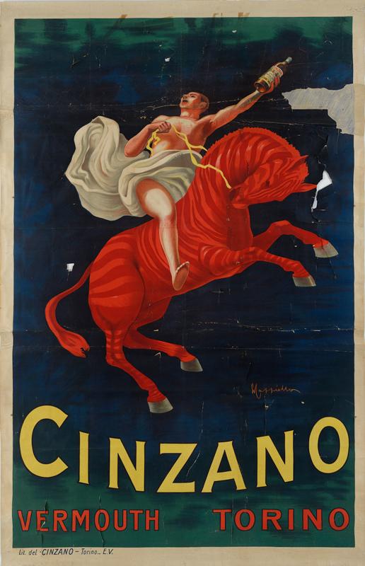 Cinzano (Grand format)