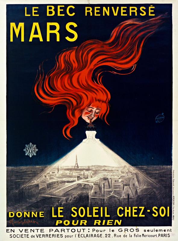 Bec Renversé Mars (Le)