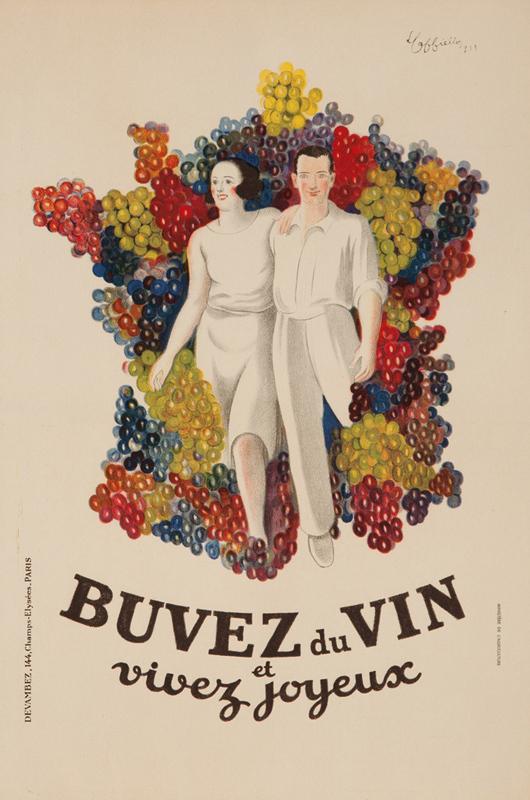 Buvez du Vin (petit format)
