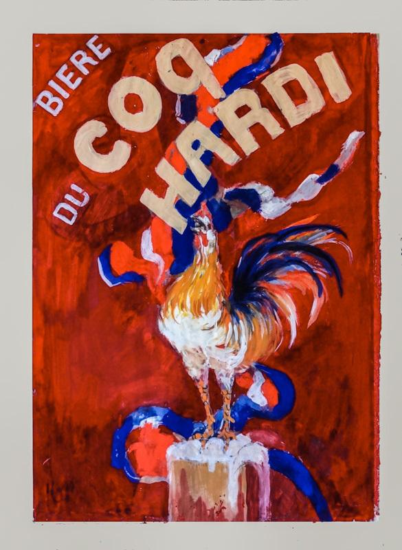 Bière du Coq Hardi