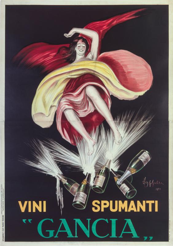 Gancia / Vini Spumenti (Grand format)