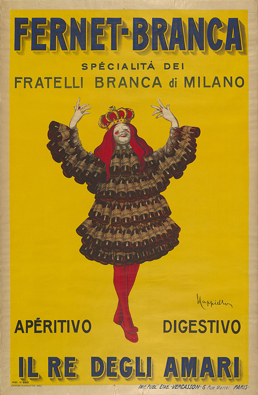 Fernet-Branca (Variante en italien)