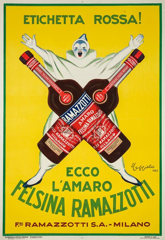 Amaro Felsina Ramazzotti (Grand format)
