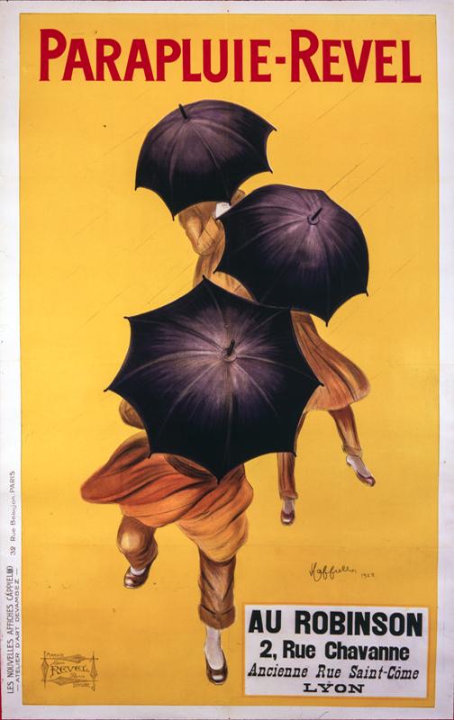 Parapluie-Revel (Grand format)