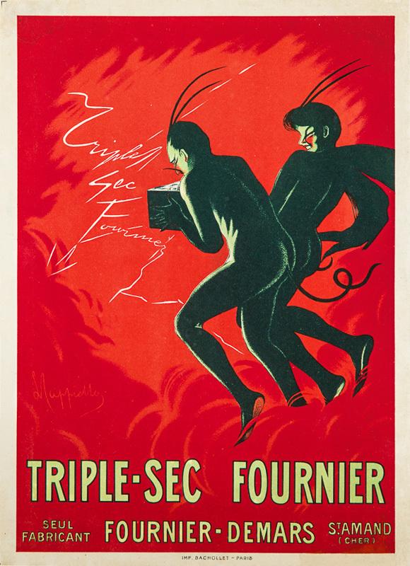 Triple-Sec Fournier (réédition)