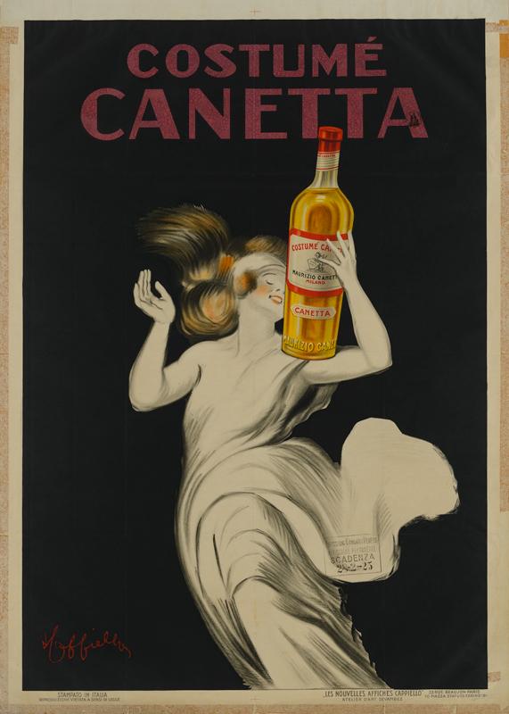 Costumé Canetta