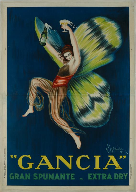 """""""Gancia"""" / Gran Spumante - Extra Dry"""