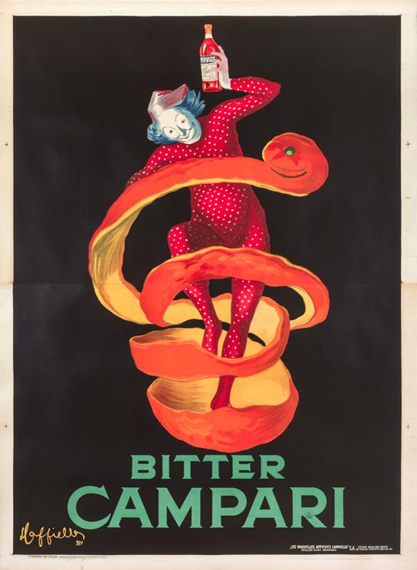 Bitter Campari (Grand format)