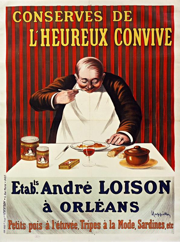Etablts. André Loison / Conserves