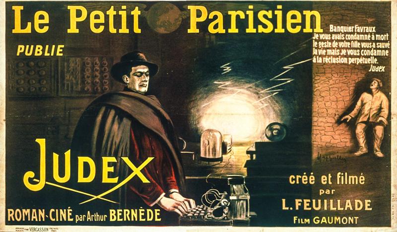Le Petit Parisien / Judex