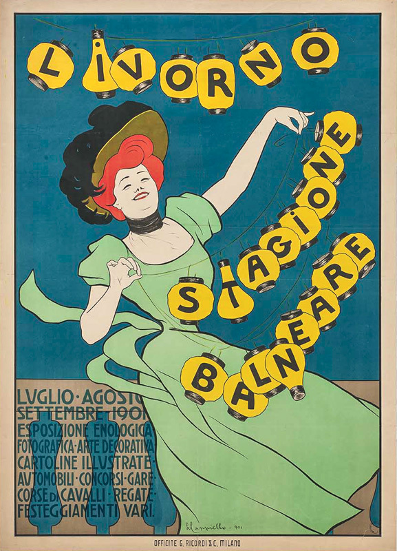 Livorno / Stagione Balneare