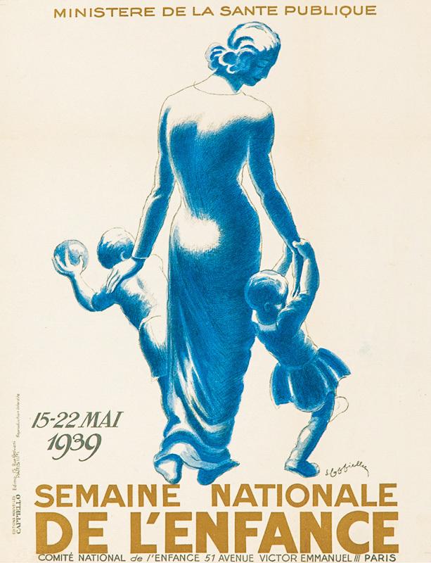 Semaine Nationale de l'Enfance (petit format)