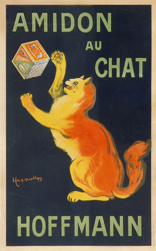 Hoffmann / Amidon au Chat (Petit format)