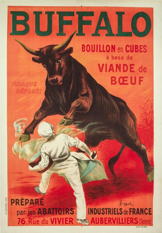 Buffalo / Bouillon en cubes