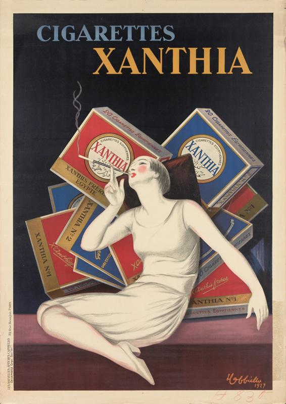 Cigarettes Xanthia (Petit format)