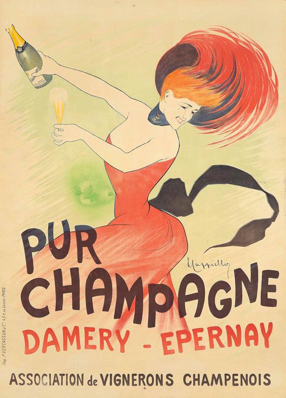 Pur Champagne (Petit format)