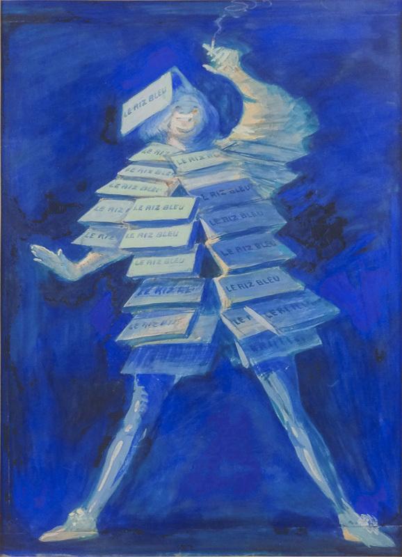 Le Riz Bleu (papier à cigarettes)