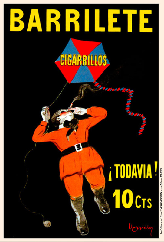 Barrilete / cigarillos