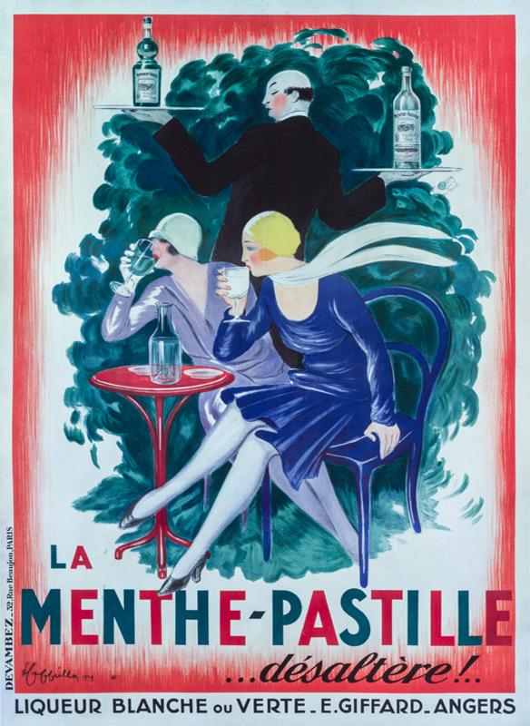 La Menthe-Pastille désaltère !