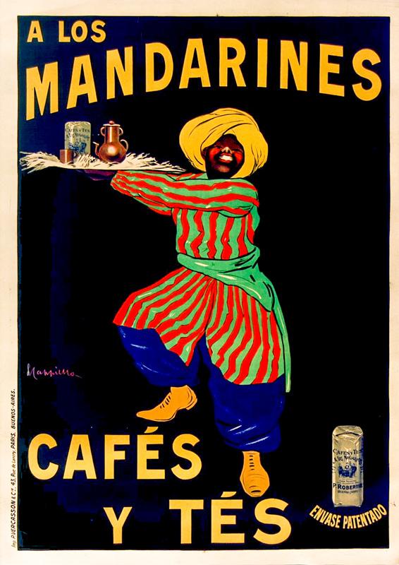 A los Mandarines