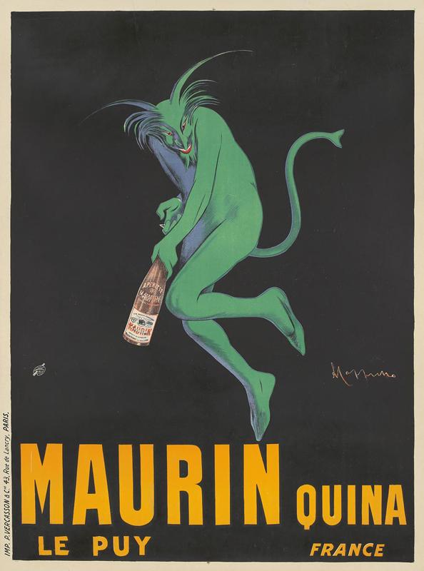 Maurin Quina (Variante petit format)