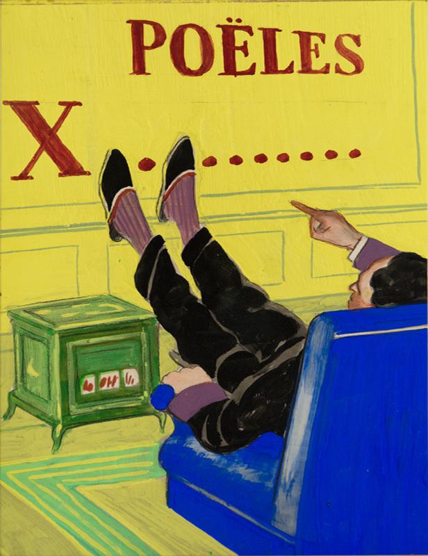 Poëles X...