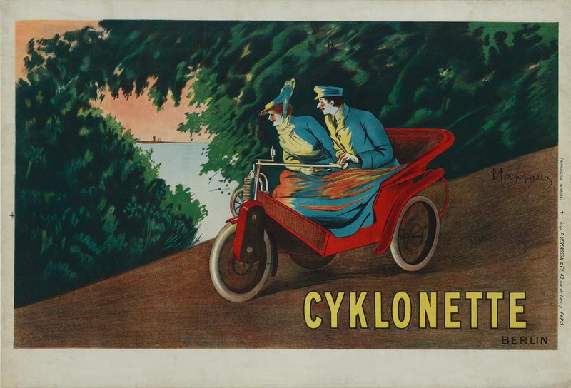 Cyklonette