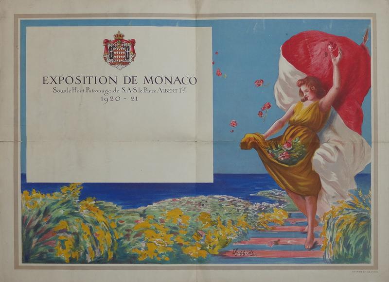 Exposition de Monaco (Format en largeur)