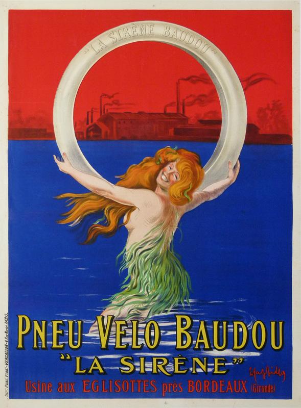 Baudou / Pneu Velo