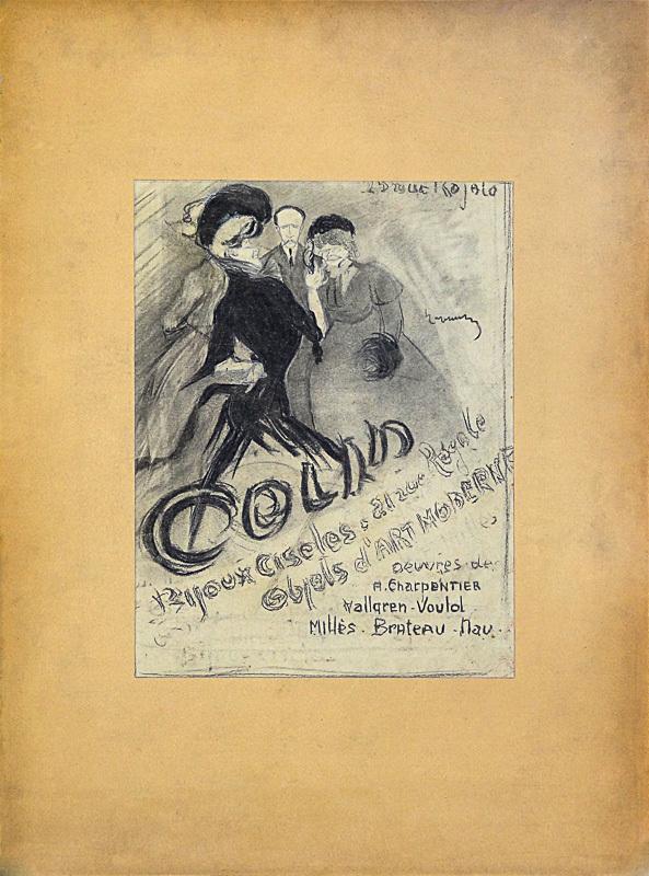 Bijoux Colin (esquisse)