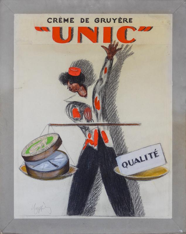 """Crème de gruyère """"Unic"""""""