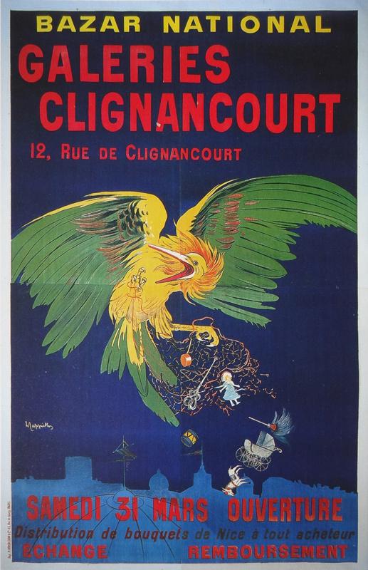 Galeries Clignancourt (Grand format)