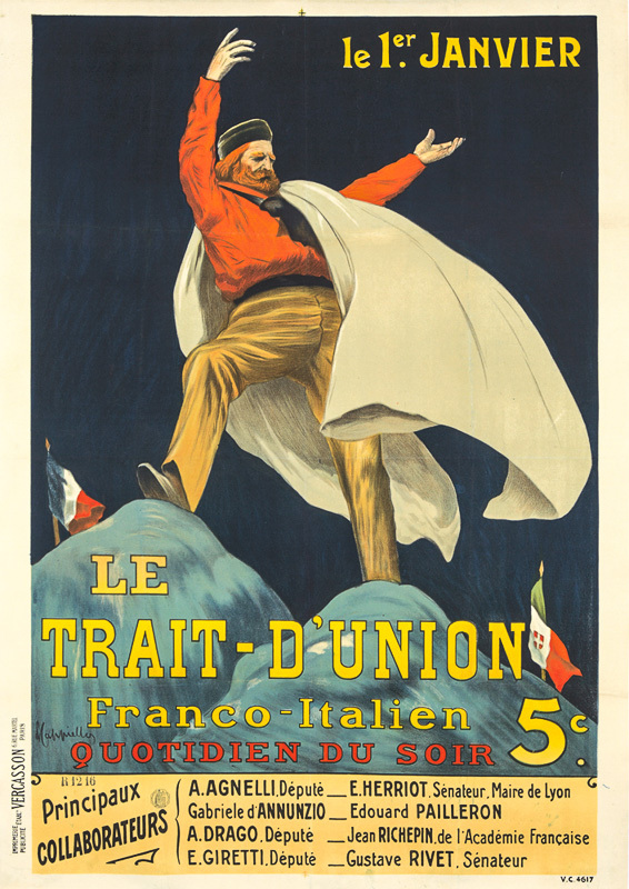 Le Trait d'Union Franco-Italien