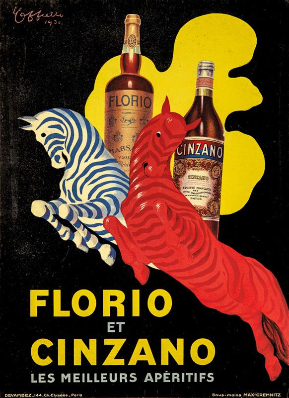 Florio et Cinzano (Petit format)