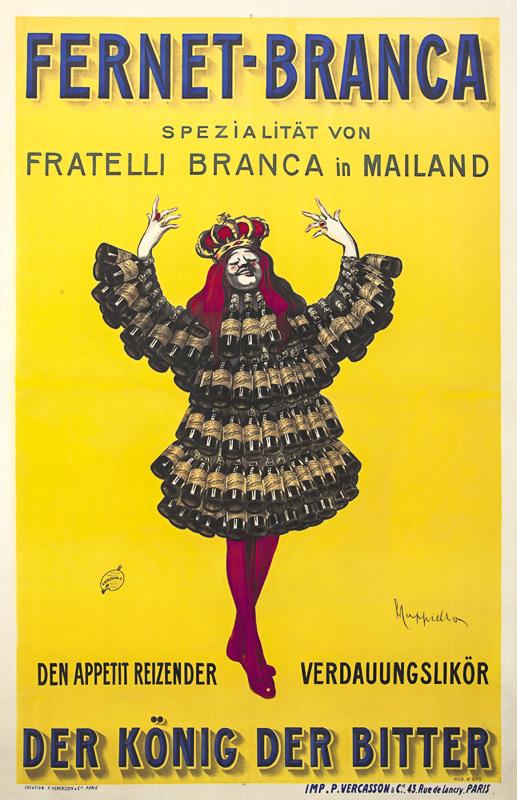 Fernet-Branca (Version allemande)