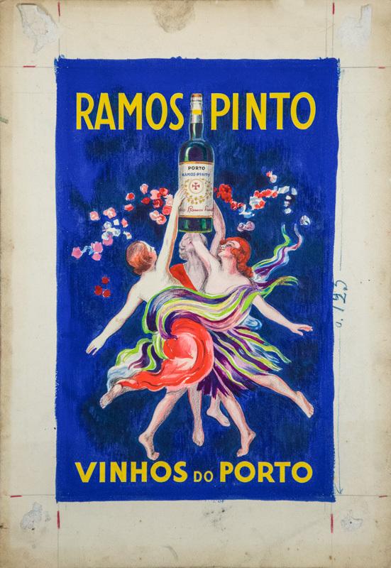 Ramos Pinto (troisième esquisse)