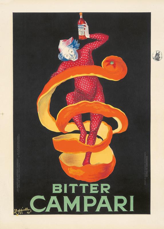 Bitter Campari (Petit format)