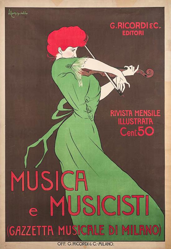 Musica e Musicisti