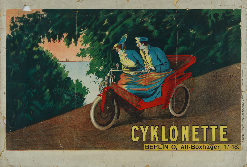 Cyklonette (Variante)