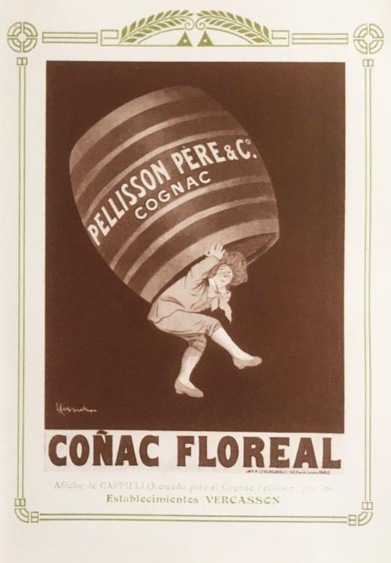 Coñac Floreal