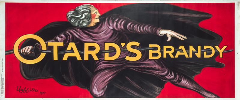 Otard's Brandy (Grand format)