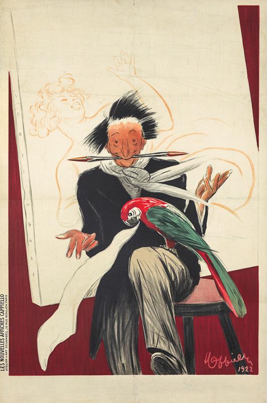 Salon des Humoristes (1922) Avant la lettre