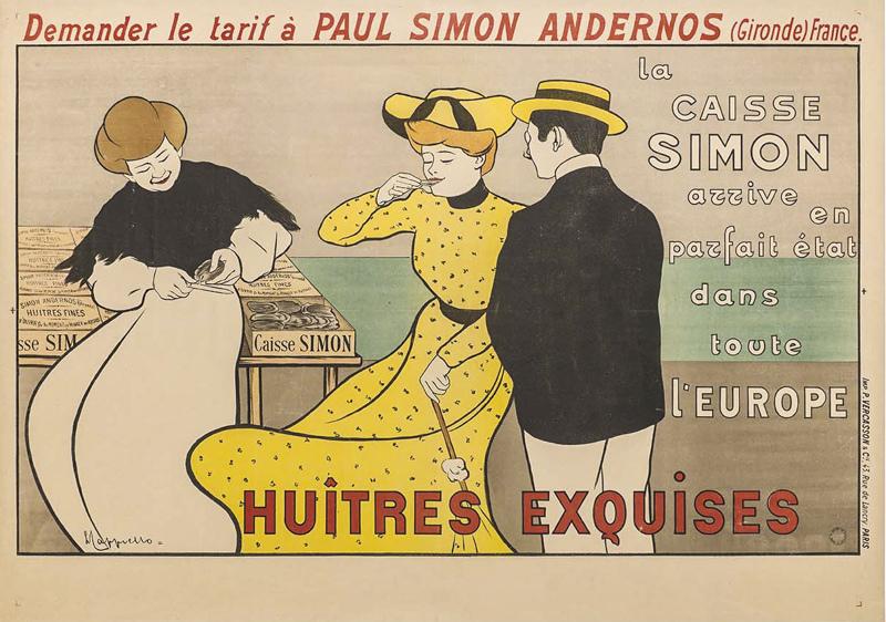 La Caisse Simon / Huitres Exquises (avec réserve)