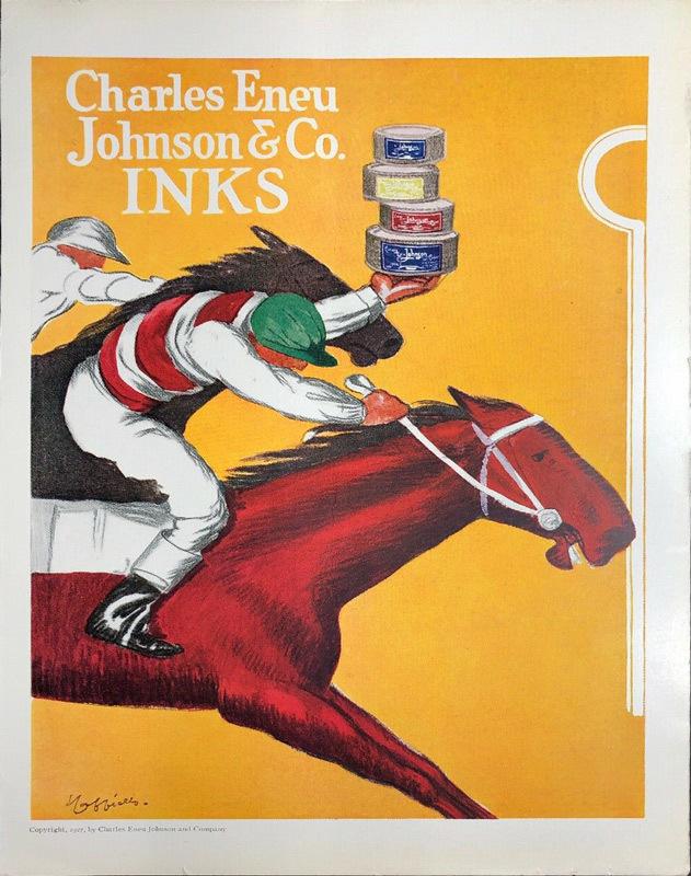 Charles Eneu / Johnson & Co.