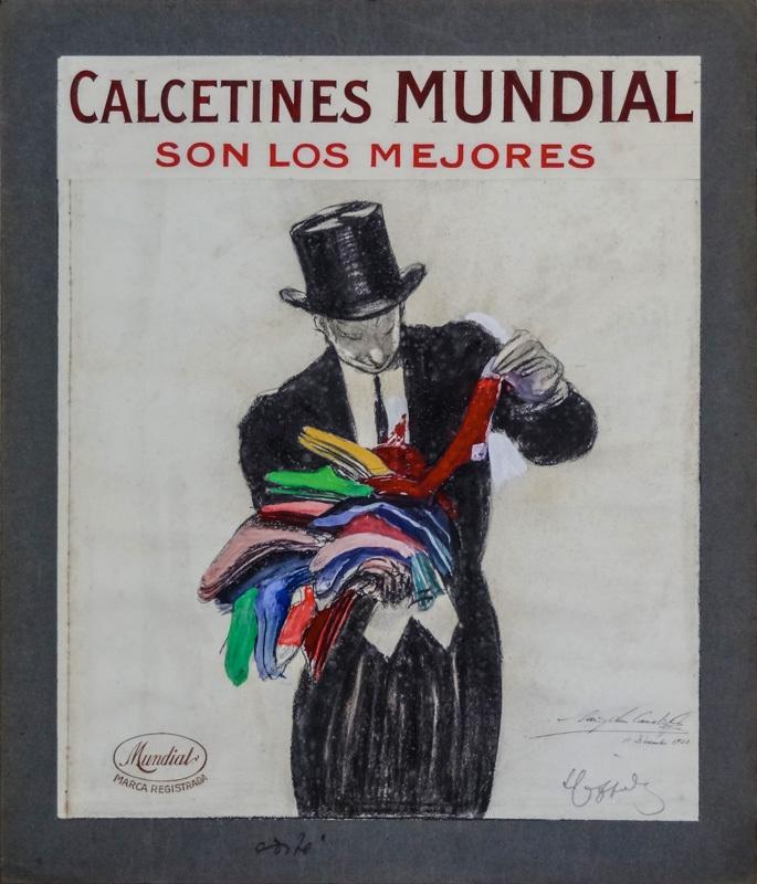 Calcetines Mundial