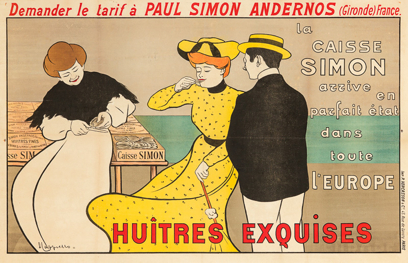 La Caisse Simon / Huitres Exquises