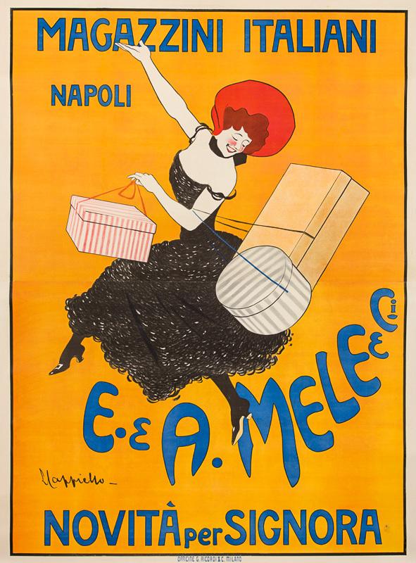 E & A Mele / Magazzini Italiani