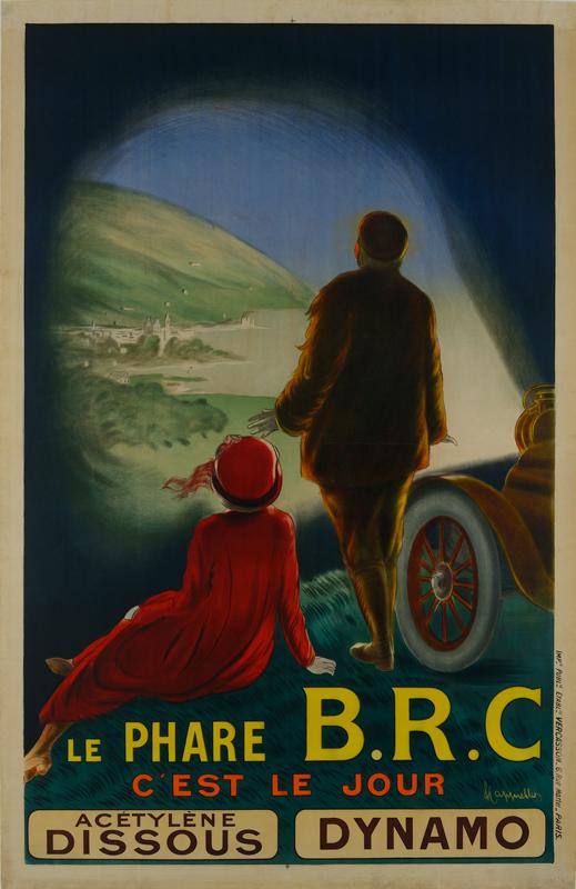Le Phare B.R.C. (Variante)
