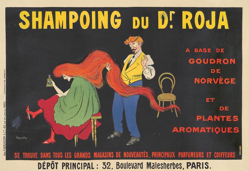 Shampoing du Dr. Roja (Petit format)