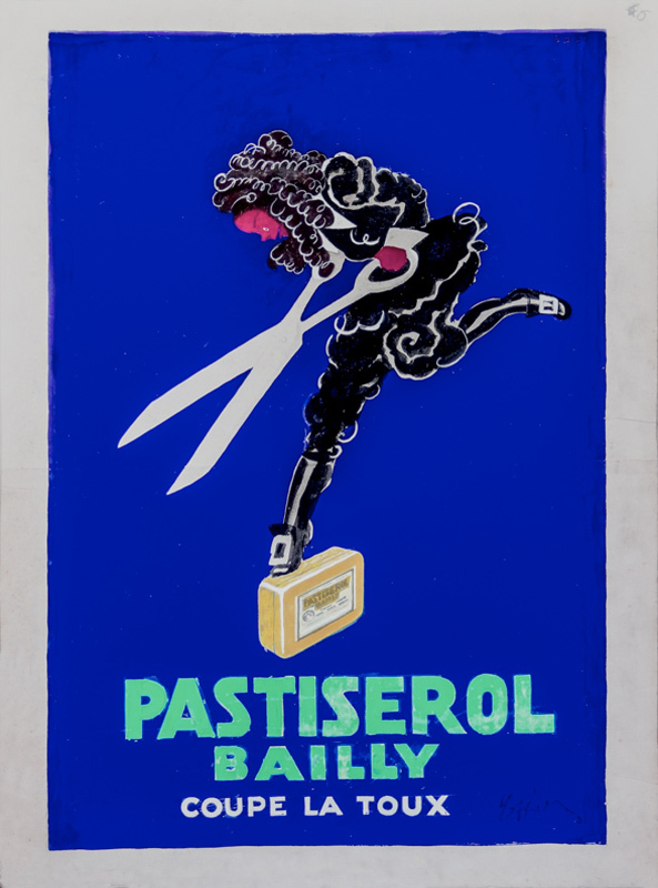 Pastiserol / Bailly